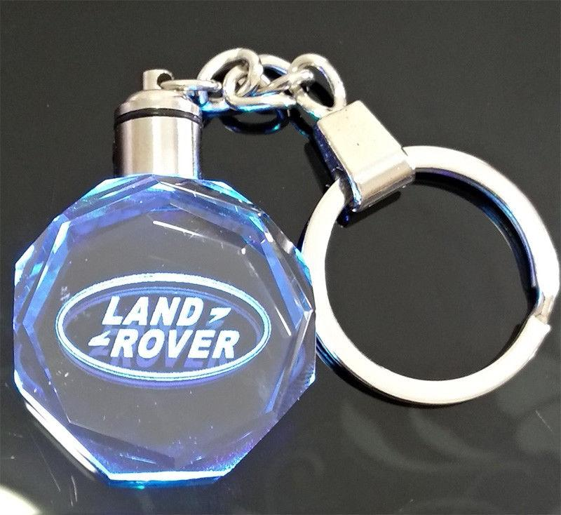 Laser Engraved Car Keychain - All Models